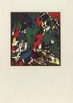 The Archer from Der Blaue Reiter by Wassily Kandinsky