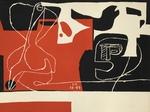 Les Dés Sont Jetés by Le Corbusier