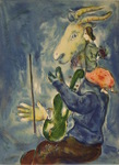 Le Printemps by Marc Chagall