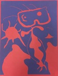 Femme pour XXe Siècle by Joan Miro