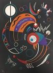Comets by Wassily Kandinsky