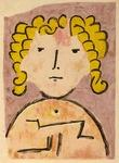 Tete d'Enfant by Paul Klee