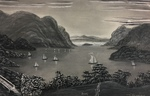 View from West Point by Artist Unknown