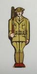 Cardboard Toy Soldier