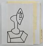 ARTSTIX 2007 B, Folder of 177 Works on Paper by James Smith Pierce