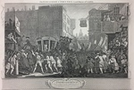 The Industrious Lord-Mayor of London, From Industry and Idleness, Plate 12 by William Hogarth
