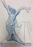 Elektra by Max Ernst