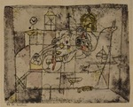 Moribundus by Paul Klee