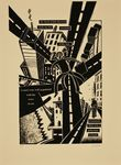 Franz Kafka, Give it Up—a suite of five prints: Image 3