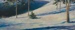 English Coulee Bank #4 by John M. Vleck
