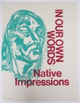 In Our Own Words: Native Impressions—Title Page