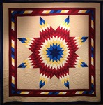 Star Quilt by Debbie Kennedy