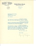 Letter from U.S. Senator (North Dakota) Lynn J. Frazier to Governor Langer urging him to attend planned governor conference. (1933)