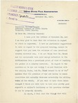Robert Taft to Attorney General Langer on milling rules, 1917