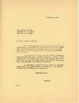 Letter from Governor Langer to Governor Seligman of New Mexico Regarding Land Experiment Stations, 1934