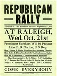 Republican Rally at Raleigh, 1914