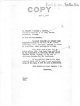 Letter from Senator Langer to Lt. Gen. Clarence Huebner, Commanding General of U.S. Army, Europe, Conveying Additional Materials Attesting to the Innocence of Martin Sandberger, June 1, 1949