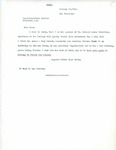 Letter from Helene Ilse Dietz to US Immigration Services regarding Richard Auras, 1942