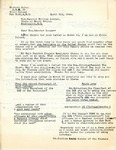 Letter from Richard Auras to Senator Langer in reply to Langer's letter of March 11, 1946