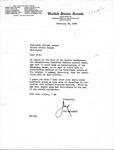 Letter from Senator McCarthy to Senator Langer regarding Martin Sandberger Case, 1950