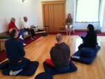 Lotus Meditation Center -- Tamar Read & Meditation Group by Janet Rex