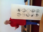 Lotus Meditation Center -- Tamar Read gives presentation -- Ox Herding -10 Stages of Enlightenment 2 by Janet Rex