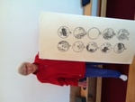 Lotus Meditation Center -- Tamar Read gives presentation -- Ox Herding -10 Stages of Enlightenment 3 by Janet Rex