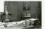 Attorney General Allen Olson, 1977