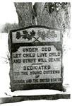 International Peace Garden Memorial