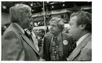 Discussing Garrison Diversion, 1977