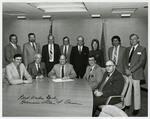 Governor Al Olson Signing a Bill