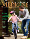 Vol. 41, No. 1: Spring 2016 by School of Medicine & Health Sciences