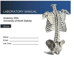 Anatomy 204L: Laboratory Manual