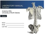 Anatomy 204L: Laboratory Manual (Second Edition)
