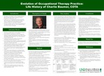 Evolution of Occupational Therapy Practice: Life History of Charlie Baumer, COTA