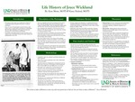 Life History of Joyce Wicklund by Kara Moore and Kasey Nieland