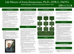 Life History of Sonia Zimmerman, Ph.D., OTR/L, FAOTA by Emily Kollodge and Samantha Scheel