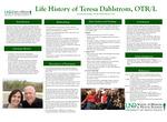 Life History of Teresa Dahlstrom, OTR/L by Bobbie Bertsch and Kennedy Bresnahan