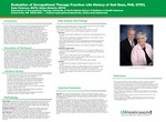 Evaluation of Occupational Therapy Practice: Life History of Gail Bass, PhD, OTR/L by Kyler Peterson and Alisha Roberts