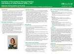 Evolution of Occupational Therapy Practice: Life History of Lanae Pickard, OTR/L, CHT by Megan Klein and Penelope Yoosook