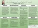 Evolution of Occupational Therapy Practice: Life History of Marabeth Kopp, COTA/L
