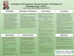 Evolution of Occupational Therapy Practice: Life History of Marabeth Kopp, COTA/L by Kathryn Jensen and Rachael Gabrelcik