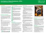 Life History of Diane Gunderson, OTR/L