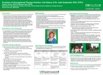 Evolution of Occupational Therapy Practice: Life History of Dr. Julie Grabanski, PhD, OTR/L by Sydney Gayton and Madisyn Rick