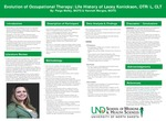 Evolution of Occupational Therapy: Life History of Lacey Konickson, OTR/L, CLT