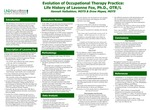 Evolution of Occupational Therapy Practice: Life History of Lavonne Fox, Ph.D., OTR/L by Hannah Halbakken and Drew Mapes