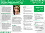 Evolution of Occupational Therapy Practice: Life History of MaryLou Wittmann, OTR/L