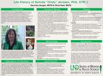 "Life History of Sclinda""Cindy"" Janssen, PhD, OTR/L by Courtney Haugen and Olivia Kack"