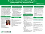 Evolution of Occupational Therapy Practice: Life History of Sue Hamilton, COTA/L