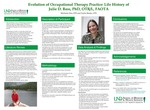 Evolution of Occupational Therapy Practice: Life History of Julie D Bass, PhD, OTR/L, FAOTA by Michaela Zins and Taylor Beatty